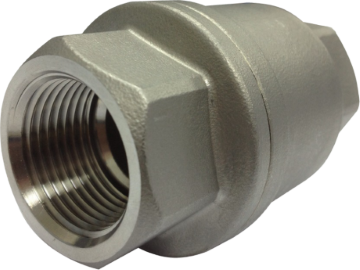 Vertical In-Line Spring Check Valve 2023
